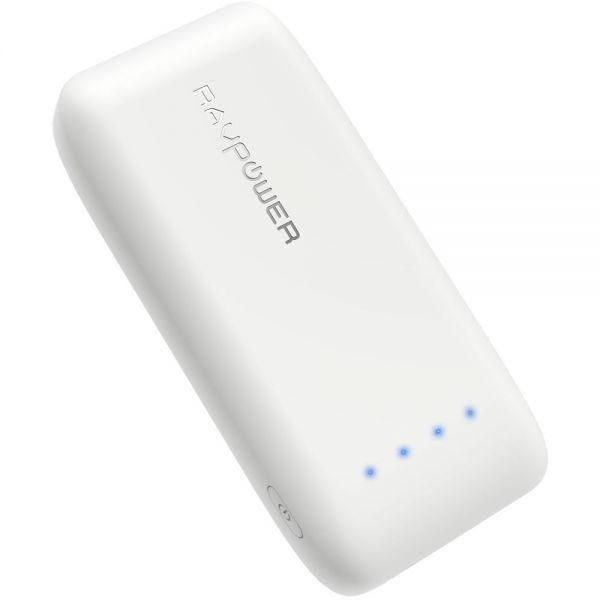 Ravpower Ace series 6700mAh Fehér Powerbank